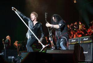 Rock Meets Classic - Hallenstadion Zürich 2016 - Foto Kaufi