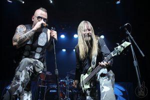 Sabaton auf der Metal Cruise (70'000 Tons Of Metal 2013) - Foto: pam