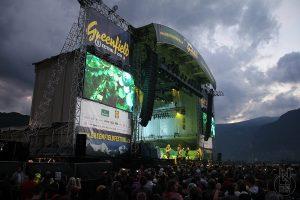 Greenfield-Festival in Interlaken CH
