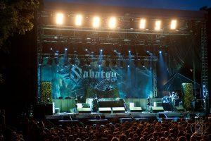 Sabaton - Z7 Summernights 2015 - Foto Kaufi