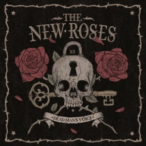 THE NEW ROSES – Dead Man's Voice (CD Cover Art Work)