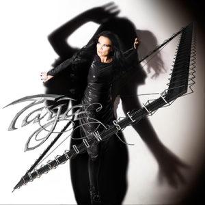 Tarja Turunen - The Shadow Solf (CD Cover Artwork)