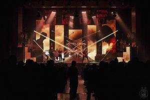 Dream Theater - Kongresshaus Zürich 2016 - Foto Liane