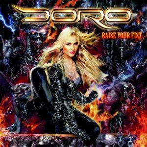 Doro - Raise Your Fist (CD Cover Artwork)