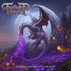 TWILIGHT FORCE – Heroes of the mighty Magic (CD Cover Art