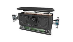 Riva Turbox X - High End Bluetooth-Speakers