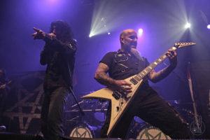 Metalinside.ch - Anthrax - Komplex 457 Zurich 2015 - Foto pam