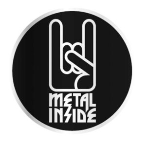 Metalinside.ch-Shop - Bumper-Sticker - schwarz