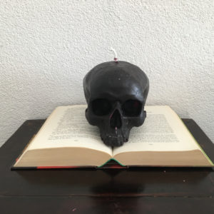 Metalinside.ch - Shop - Skull Candles 2