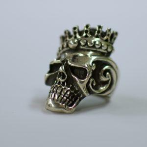 Jewellery - Totenkopfringe