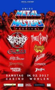 Swiss Metal Masters 2017