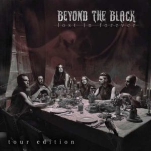BEYOND THE BLACK Lost In Forever (CD Cover Artwork)