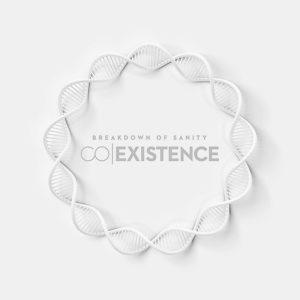 Breakdown of Sanity – Co Existence (CD Cover Artwork)