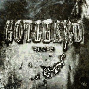 Gotthard - Silver (CD Cover Artwork)