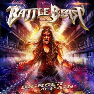 Battle Beast - Bringer Of Pain (CD Cover Artwork)