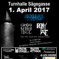 Castle Rock Burgdorf 2017 (Flyer)