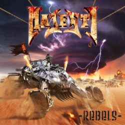 Majesty - Rebels (CD Cover Artwork)