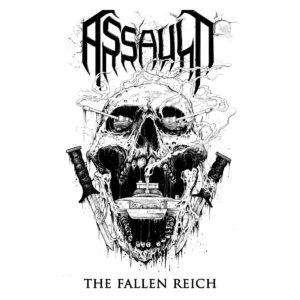 ASSAULT - The Fallen Reich (CD Cover Artwork)