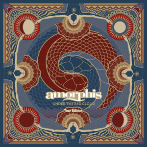 Amorphis - Under The Red Cloud Tour Edition Bonus - An Evening With Friends At Huvila (CD Cover Artwork)