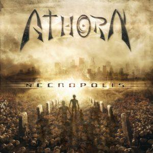 Athorn – Necropolis (CD Cover Artwork)