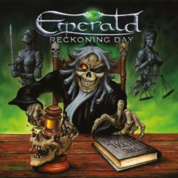 EMERALD - Reckoning Day (CD Cover Artwork)