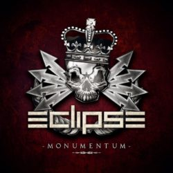 Eclipse - Momentum (CD Cover Artwork)