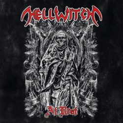 HELLWITCH – At Rest (CD Cover Artwork)