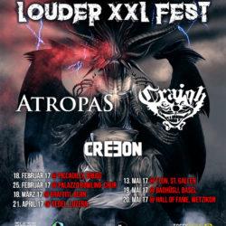 LOUDER XXLFest 2017 - Flyer