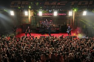 Metalinside.ch - 70'000 Tons of Metal 2017 - Anthrax (Pool) - Foto pam