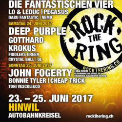 Rock The Ring 2017 (Flyer)