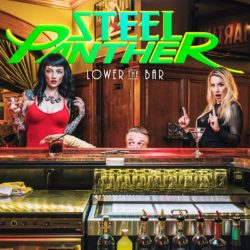 STEEL PANTHER – Lower The Bar (CD Cover Artwork)