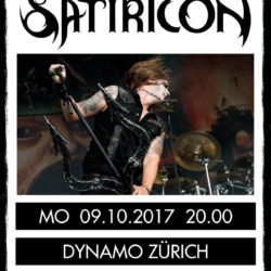 Satyricon - Dynamo Zürich 2017