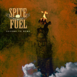 SpiteFuel - Second To None (CD Cover Artwork)
