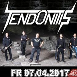 Tendonitis - Hall of Fame Wetzikon 7.4.2017
