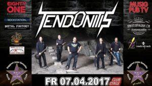 Tendonitis - Hall of Fame Wetzikon 7.4.2017