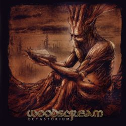 WOODSCREAM - Octastorium (CD Cover Artwork)