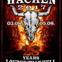 Wacken Open Air 2017 (Flyer)