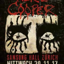 Alice Cooper - Samsung Hall Zürich 2017