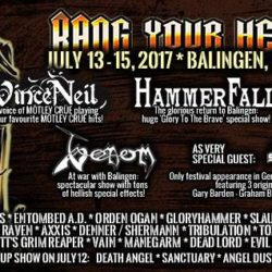 Bang Your Head 2017
