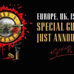 Guns n' Roses Tour 2017