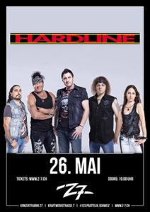 Hardline - Z7 2017 (Flyer)