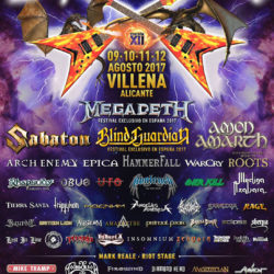 Leyendas del Rock 2017 (Flyer)