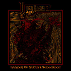 Vigilance – Hammer Of Satan's Vengeance (CD Cover Artwork)