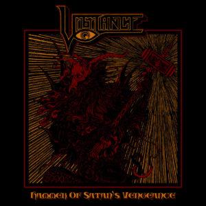 Vigilance – Hammer Of Satan's Vengeance (CD Cover Artwork)