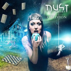 DUST IN MIND - OBLIVION (CD Cover Artwork)