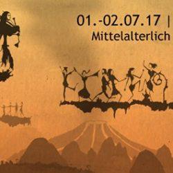 Mittelalterlich Phantasie Spectaculum (MPS) - Weil am Rhein 2017