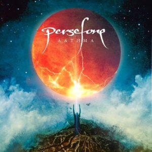 PERSEFONE - AATHMA (CD Cover Artwork)