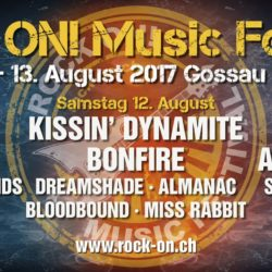 ROCK ON! Music Festival 2017