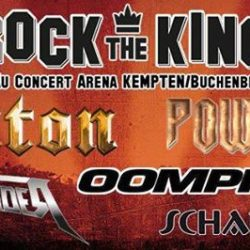 Rock The King Festival 2017