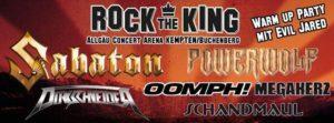 Rock The King Festival 2017